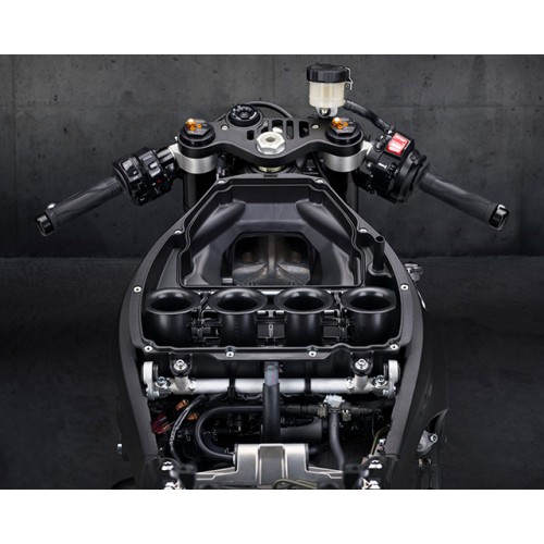 Refined CP4 Engine