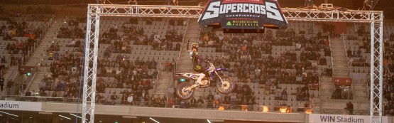 Clout Crowned 2021 Pro MX Champion