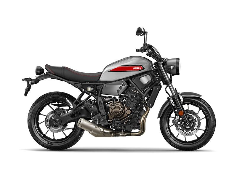 Yamaha XSR700LA