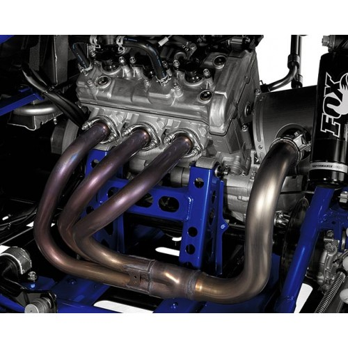 Turbo Ready Three Cylinder Engine