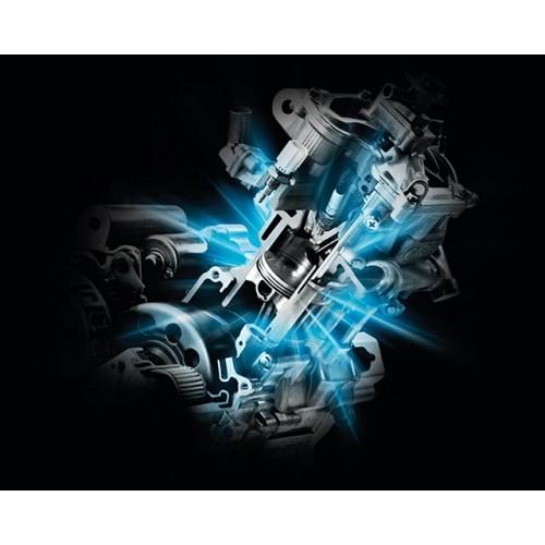 150cc Liquid-Cooled Engine