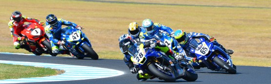 YRD Offers Increased Trackside Support ASBK