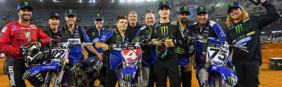 Yamaha MX Teams Reveal 2021 Look as Pro MX Approaches
