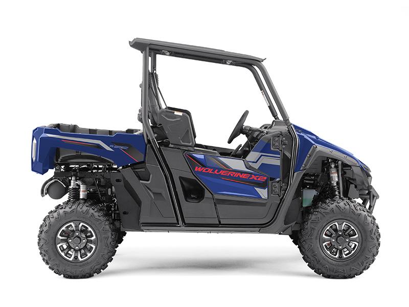 Yamaha Wolverine X2 R-Spec