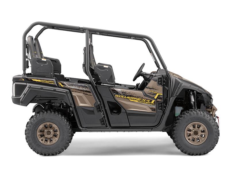 Yamaha Wolverine X4 SE