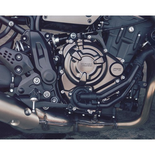 Outstanding 2-cylinder engine