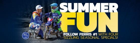 Fun bikes set for summer
