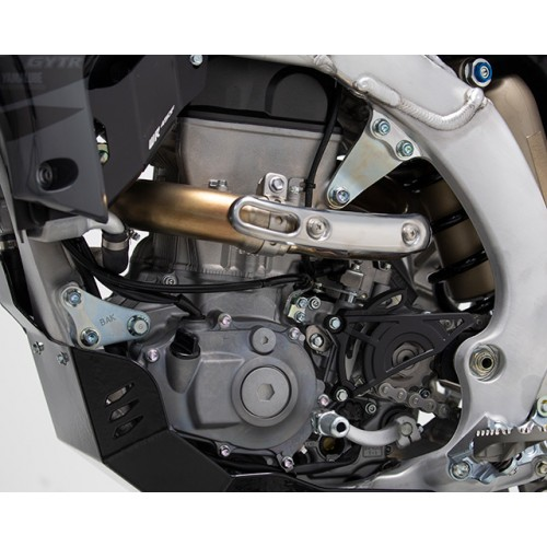 Tougher wide ratio 5-speed transmission