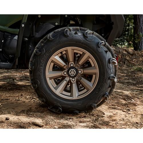 14 Inch Alloy Wheels