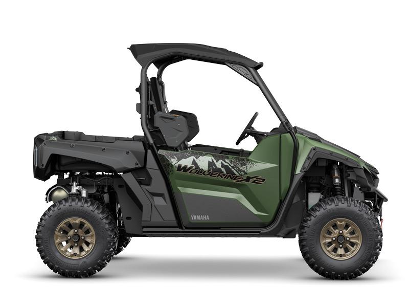 Yamaha Wolverine X2 XT-R