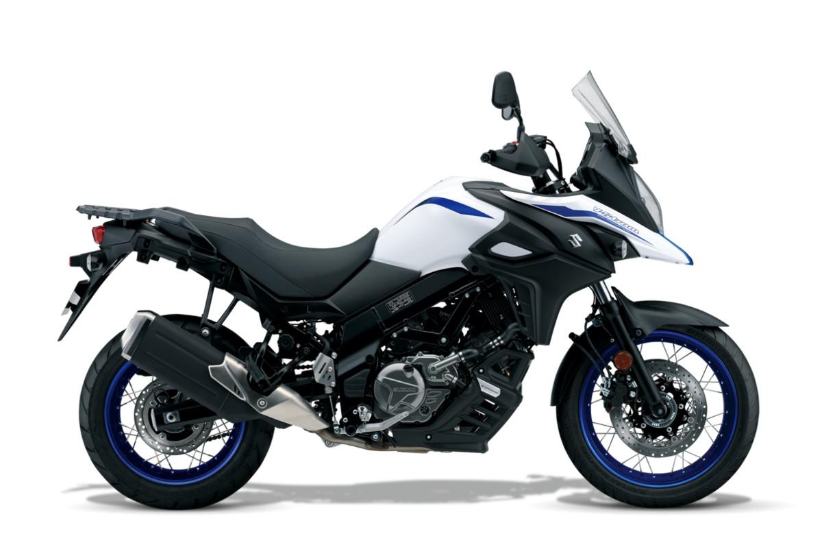 Suzuki V-Strom 650XT Learner Approved